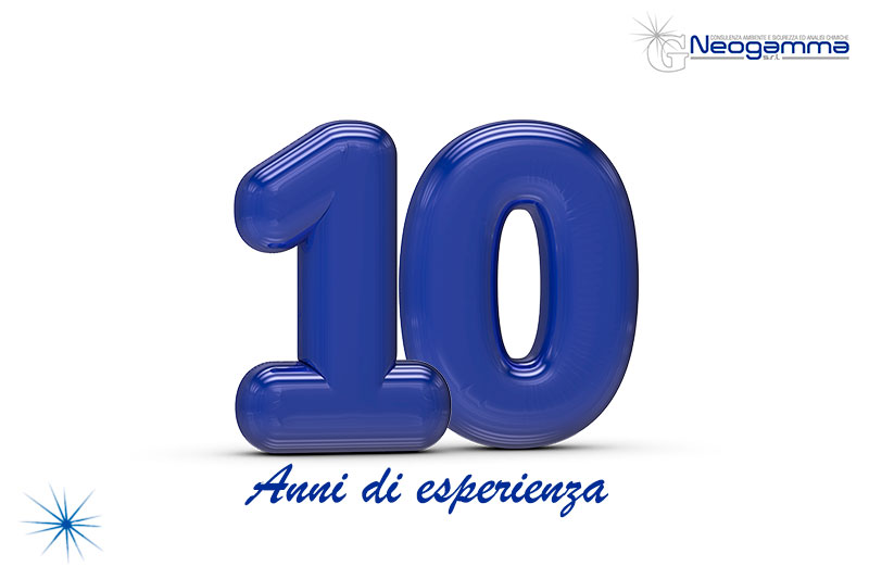 2009 – 2019: NEOGAMMA compie 10 anni!