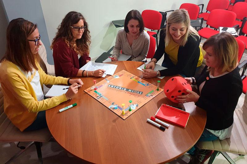 Formazione del nostro staff sul metodo Trainingaming Safety